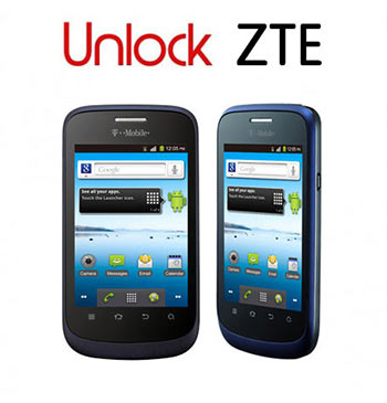 Unlock ZTE - How to Unlock ZTE Phone By IMEI Unlock Code - ZTE Unlocking